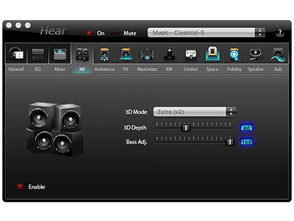 Программа для усилитель звука для компьютера