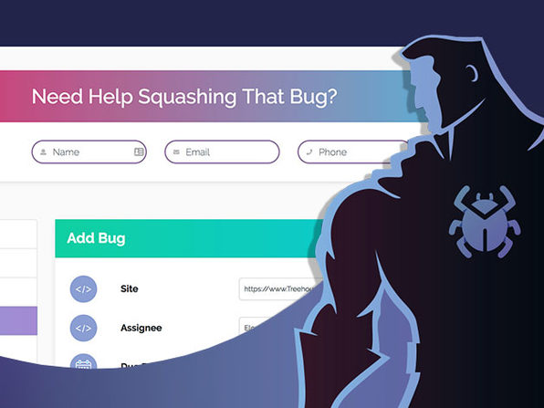 The Bug Squasher: 50 Bugs Per Month & 5-Yr Subscription