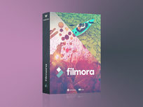 Filmora for Windows: Lifetime License - Product Image