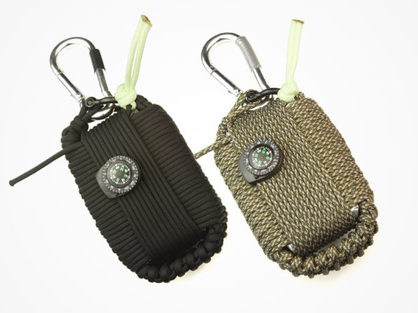 Z.A.P.S. Wilderness Survival Kit Grenade