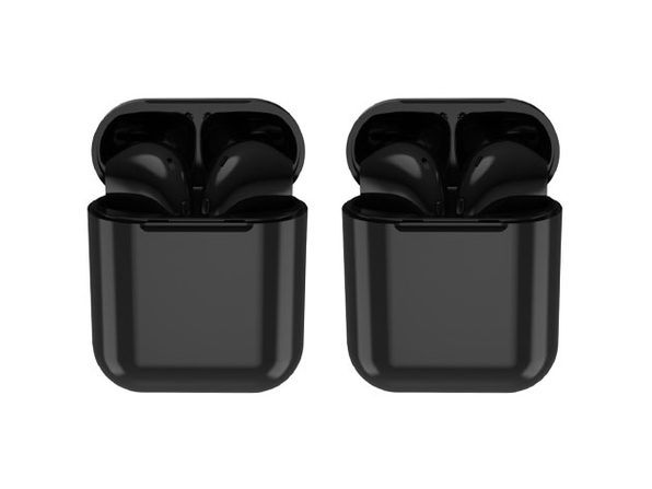 AirSounds True Wireless Earbuds: 2-Pack, Black