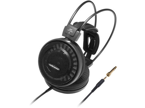 Audio Technica ATHAD500X Audiophile Open-Air Headphones - Product Image