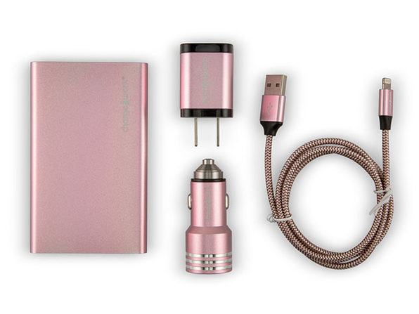 Complete Charging Collection MFi Lightning Rose Gold - Product Image