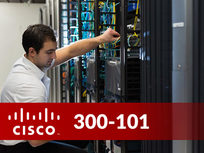 Cisco 300-101: ROUTE - Implementing Cisco IP Routing - Product Image