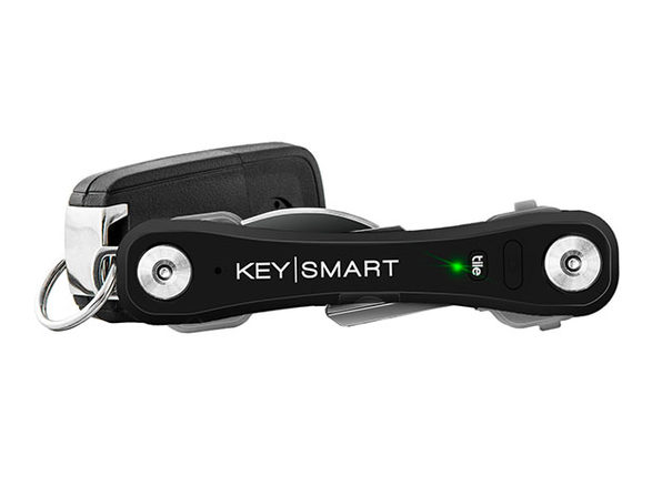 KeySmart Pro with Tile Smart Location