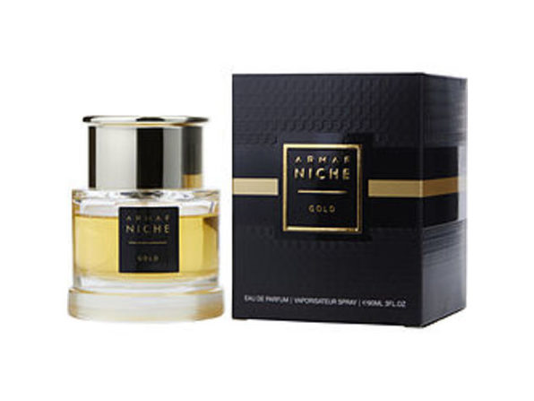 ARMAF NICHE GOLD by Armaf EAU DE PARFUM SPRAY 3 OZ For WOMEN - Product Image