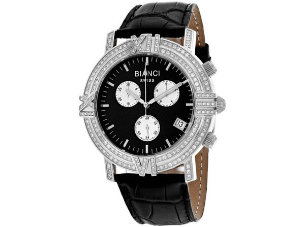 Roberto Bianci Women's Medellin Black Dial Watch - RB18500 - Product Image