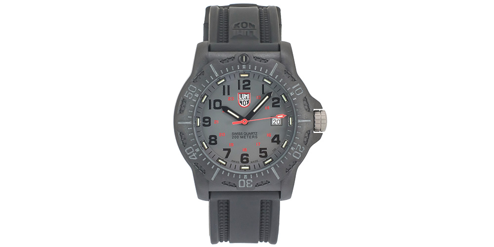 Luminox Black OPS Carbon Quartz Men's Watch XL.8802.F (Store-Display Model) on sale for $199 (49% off)