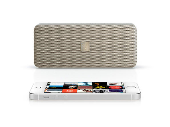 Soundfreaq Pocket Kick Bluetooth Speaker (Gold)
