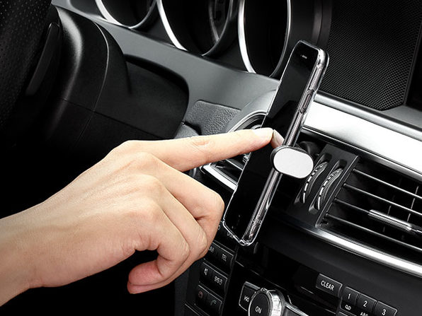 Just Mobile Xtand Car Vent Mount for Smartphones