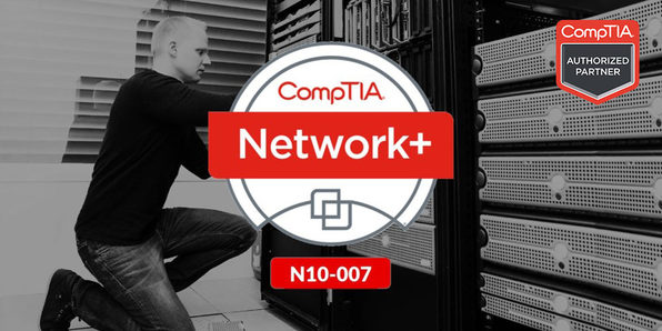 CompTIA Network+ (N10-007) - Product Image