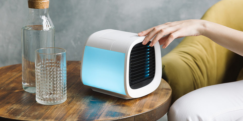 EvaChill EV-500 Personal Air Conditioner, on sale for $79.99 (19% off)