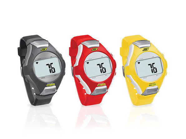 Skechers Heart Rate Monitor Watch