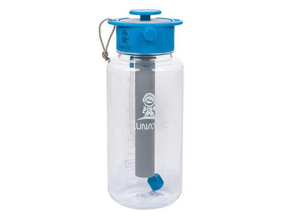 Lunatec 1L Hydration Spray Water Bottle (Clear)