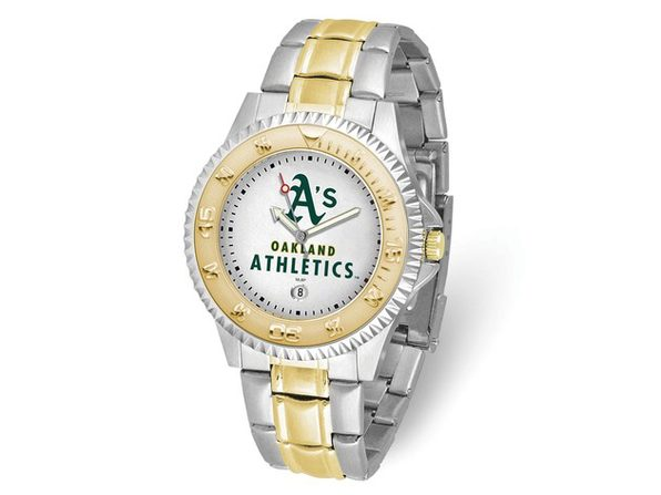 MLB Mens Oakland A's Competitor Watch - Product Image