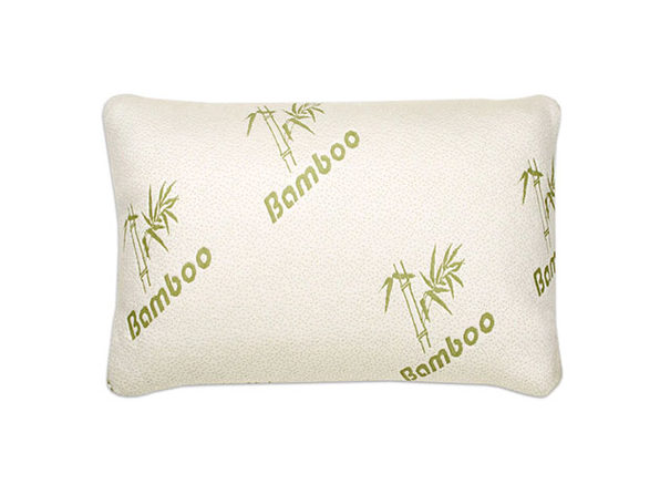 Bamboo Pillows Queen Single - Product Image