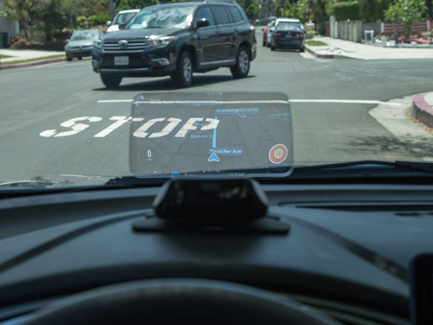 A transformative navigational experience!