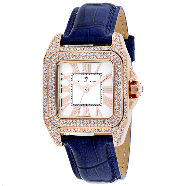 Christian Van Sant Women's Radieuse White Dial Watch - CV4428 - Product Image