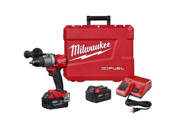 "Milwaukee 2803-22 M18™ Fuel 1/2"" Drill Driver Kit"