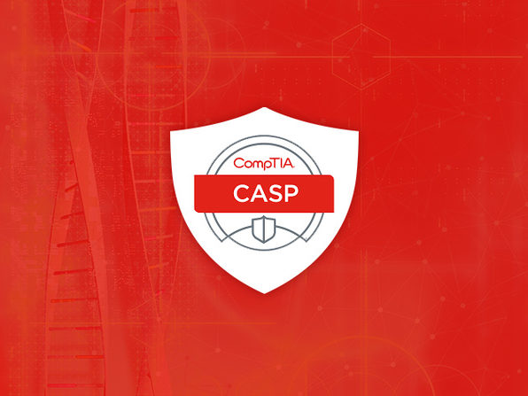 CompTIA Advanced Security Practitioner (CASP-003) - Product Image