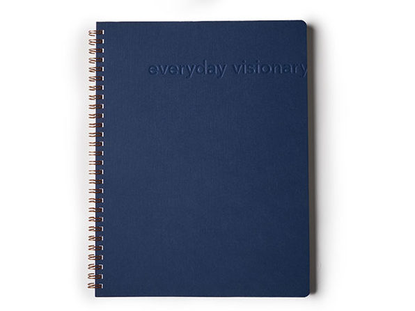 ZerModus Everyday Visionary Planner (Navy)