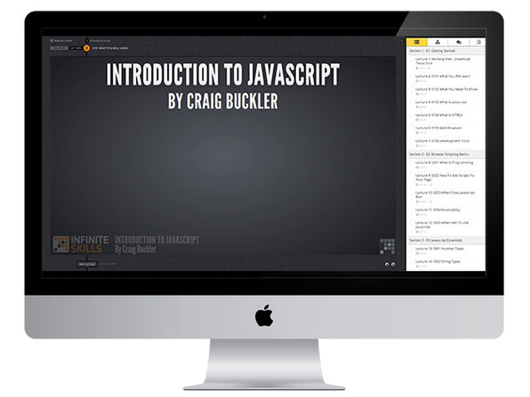 Learning JavaScript Programming Tutorial: A Definitive Guide - Product Image