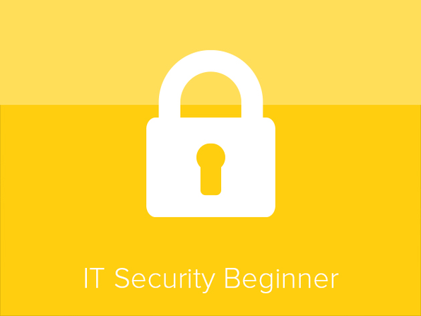 Get Certified as an IT Security Beginner  - Product Image