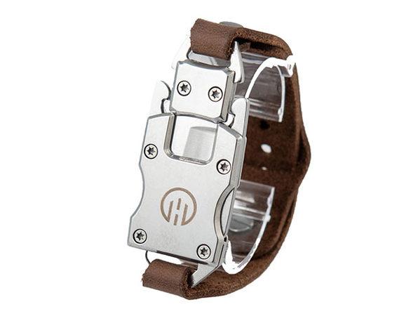The Sawyer Utility Bracelet (Silver)