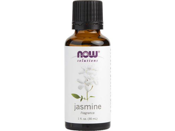ESSENTIAL OILS NOW by NOW Essential Oils JASMINE OIL 1 OZ for UNISEX ---(Package Of 4)