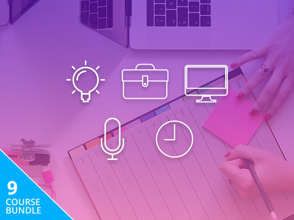 Skimm'rs Exclusive: The Ultimate Productivity Bundle
