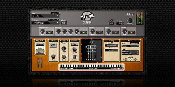 Strum Session Synth Pack - Product Image