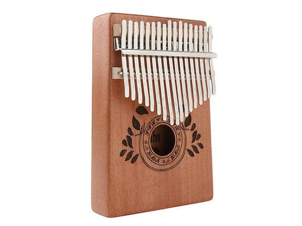 Carimba 17-Tone Finger Piano