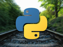 Fast Track Python for Newbies - Product Image