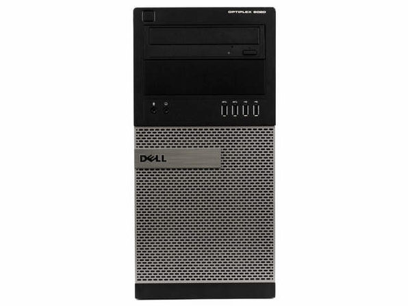 Dell Optiplex 9020 Tower PC, 3.2GHz Intel i5 Quad Core Gen 4, 16GB RAM, 1TB SATA HD, Windows 10 Professional 64 bit (Renewed)