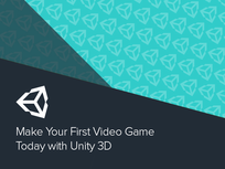 Make Your First Video Game Today with Unity 3D  - Product Image