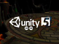 Unity 5 2D & 3D Game Development - Product Image