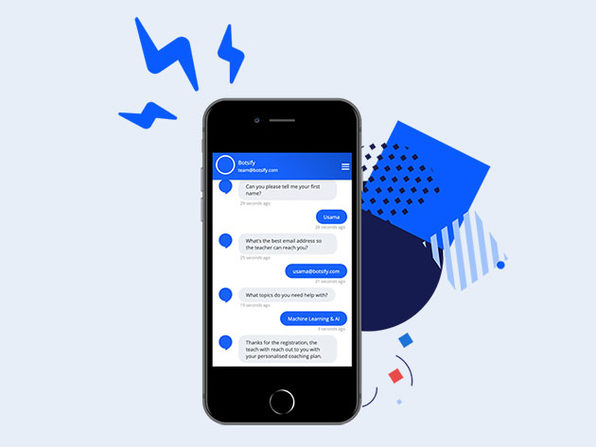 Botsify ChatBot Professional Plan: 5-Yr Subscription