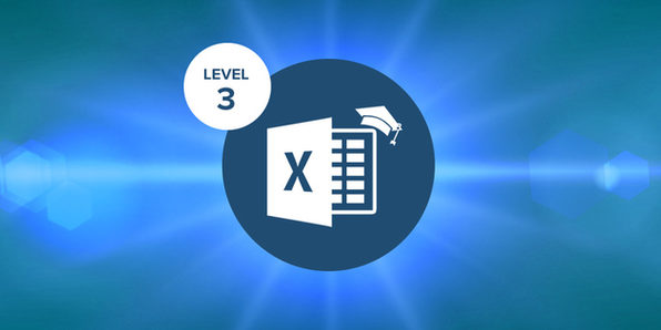 Excel 2016 Level 3 - Product Image