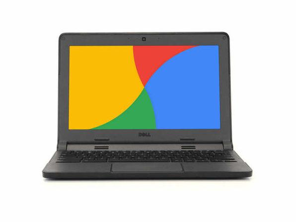 "Dell Chromebook 3120 11"" Laptop, 2.16GHz Intel Celeron, 4GB RAM, 16GB SSD, Chrome (Refurbished Grade B)"