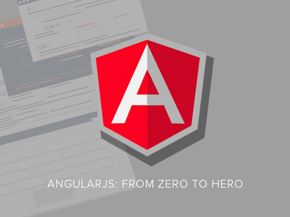 AngularJS: From Zero to Hero - Product Image