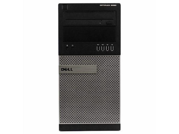 Dell Optiplex 9020 Tower PC, 3.2GHz Intel i5 Quad Core Gen 4, 4GB RAM, 120GB SSD, Windows 10 Professional 64 bit (Renewed)