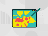 Web Design in Affinity Designer Master Class - Product Image