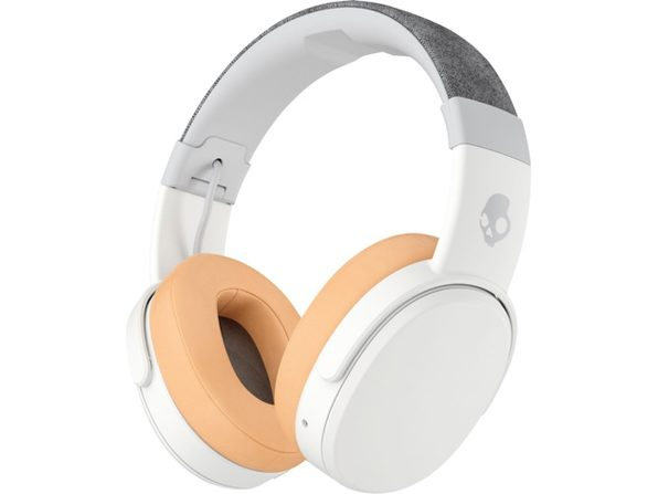 Skullcandy Crusher Wireless Foldable Immersive Bass Headphone - Gray/Tan