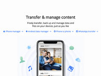 AnyTrans for iOS Lifetime Plan - Product Image