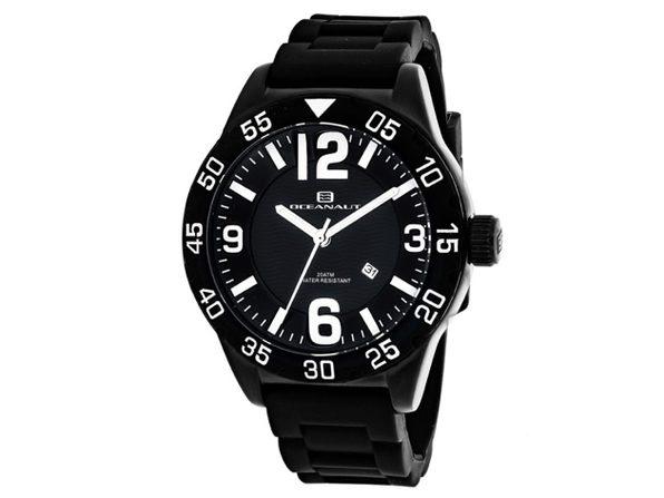 Oceanaut Men's Black Dial Watch OC2710 - Product Image