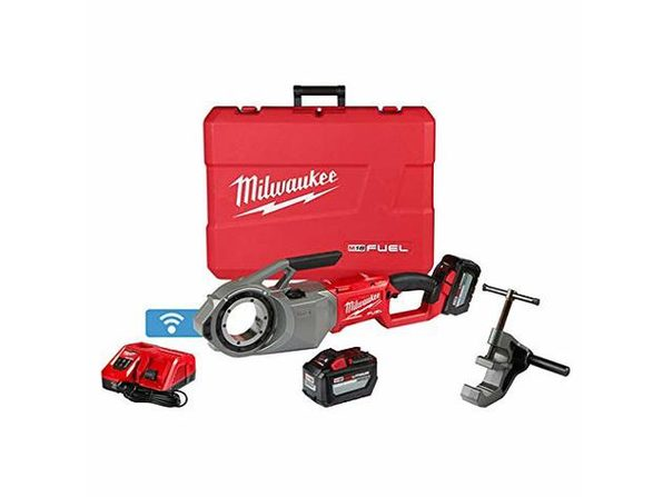 Milwaukee 2874-22HD M18 FUEL Pipe Threader w/ ONE-KEY™ Kit - Product Image