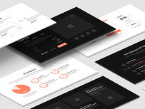 Sections Wireframe Kit - Product Image