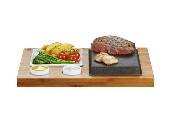 SteakStones® Steak Sides & Sauces Set