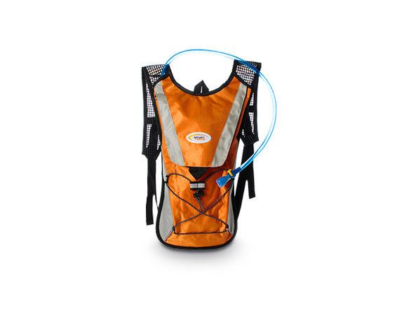 Sport Force Hydration Backpack (Orange)