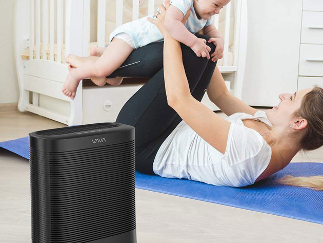 VAVA Purifier & 3 in 1 True HEPA Home Air Filter System